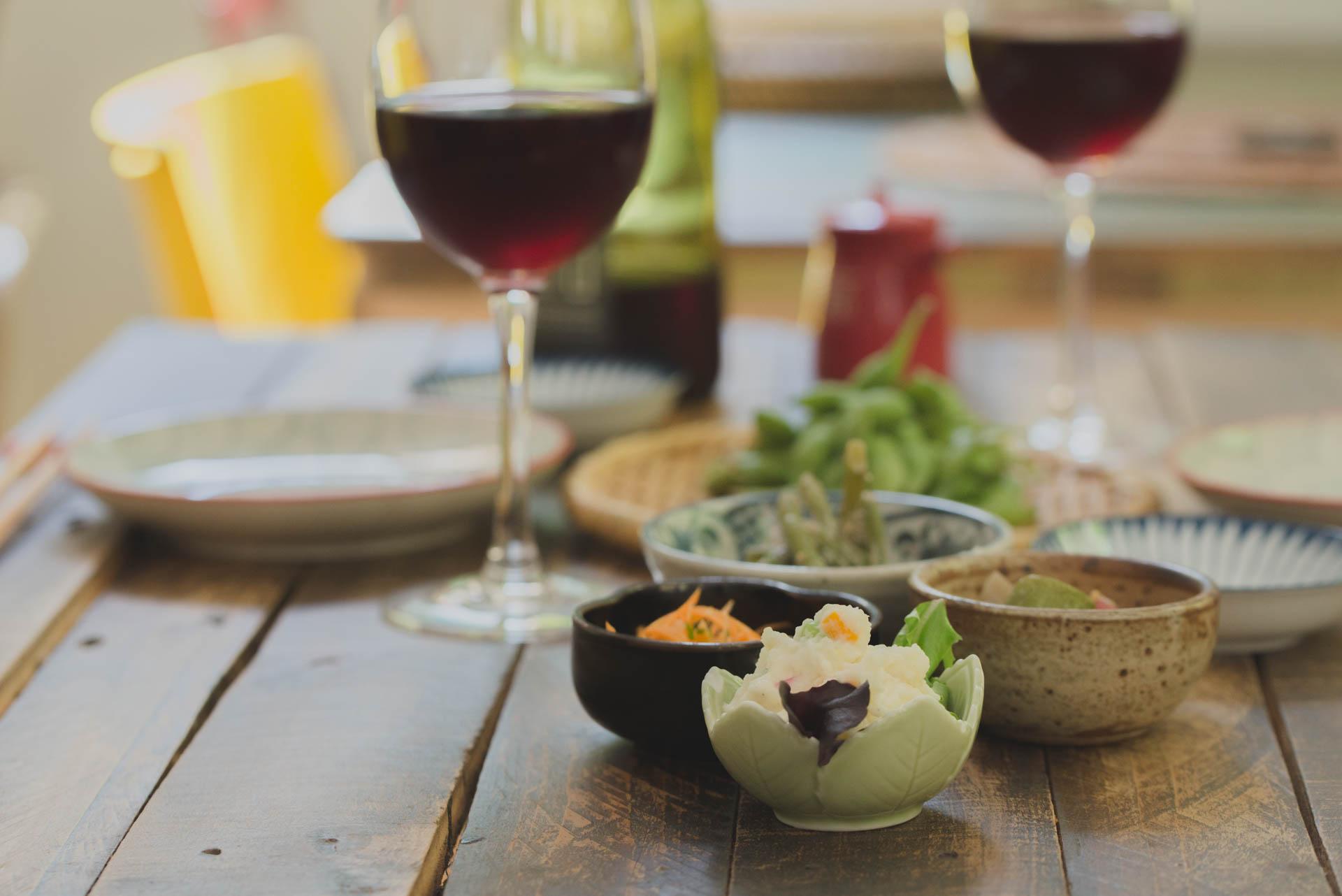 Table À Manger Japonaise bienvenue chez maido, restaurant japonais, izakaya et bar a